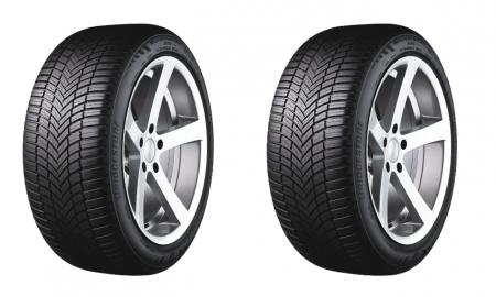 Bridgestone all season tire header