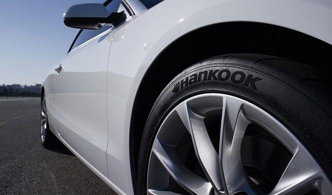 Hankook Tire Header