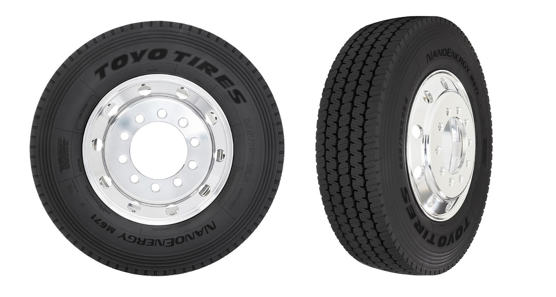 Toyo Tires Super Regional Drive Tire