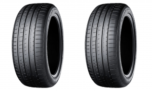 Yokohama Mercedes GLS Tire Header