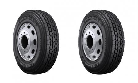 Bridgestone Firestone FD692 drive tire header