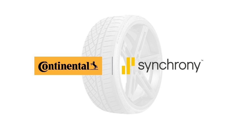 Continental Synchrony Tire Header