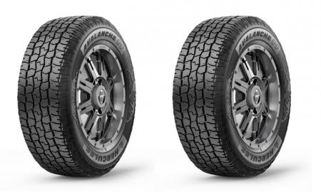Hercules Avalanche TT Winter tire header