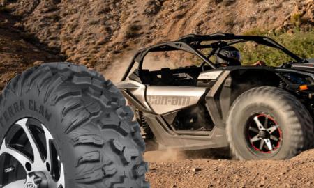 ITP Terra Claw tire header