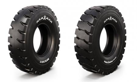 Maxam Tire port series header