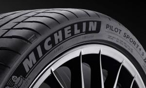 Michelin JD Power tire header