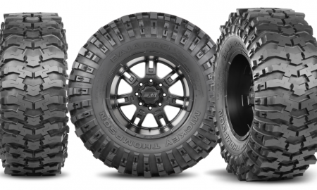 Mickey Thompson Baja Pro XS tire header