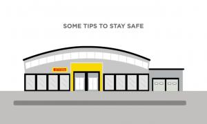Pirelli safety tire dealer header
