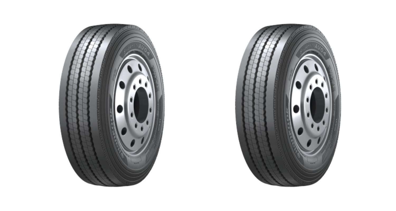 SmartCity AU04 Hankook Tire header