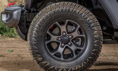Yokohama Geolandar rebate tire header