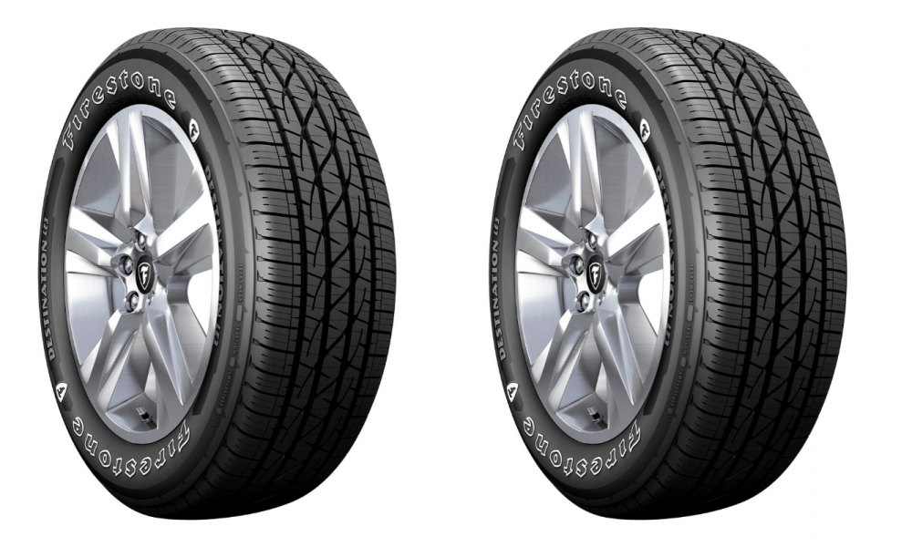 Bridgestone Firestone Destination LE3 tire header