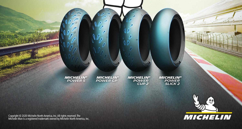 Micheline Sportbike tire header