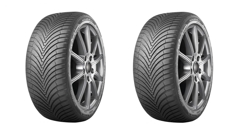 Kumho Solus HA32 tire header