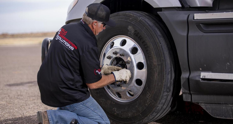 Michelin X One Energy Guard tire header