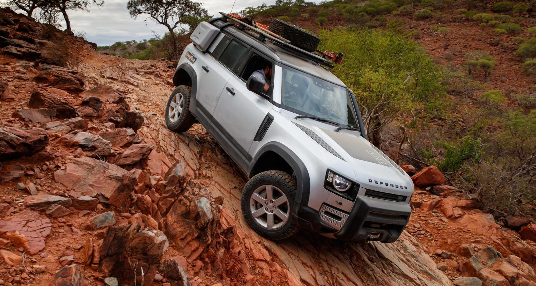 Goodyear Wrangler Land Rover Defender Tire Header