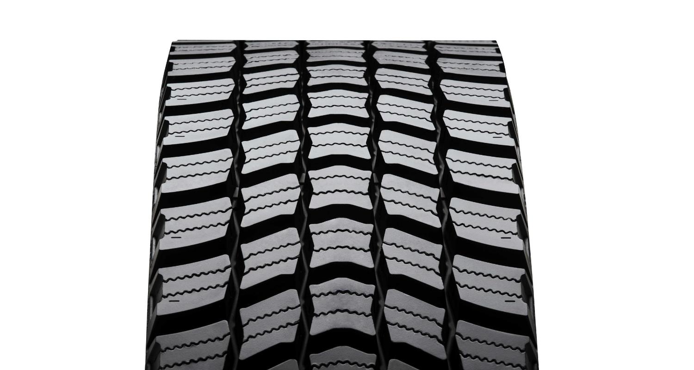 Vipal VT250 retread tire header