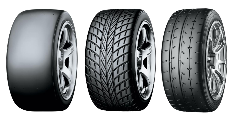 Yokohama Porsche Racing tire header