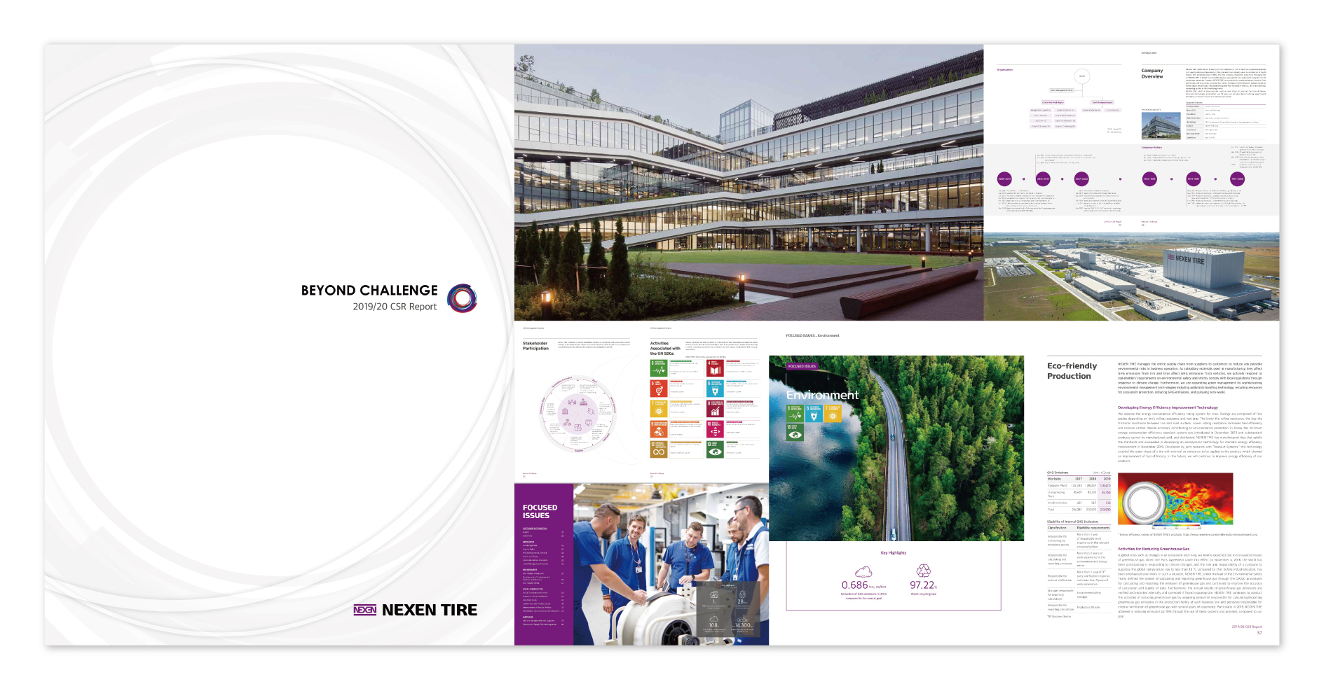 ★ Nexen Tire Releases First Sustainability Report (1)