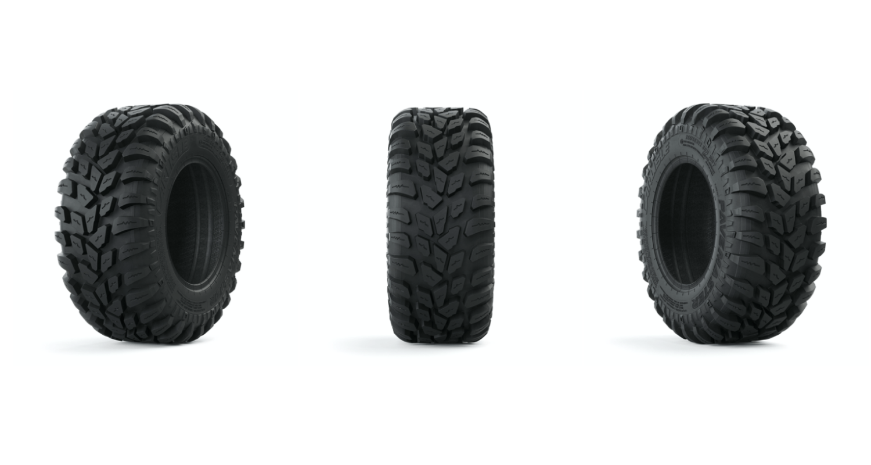 Carlstar Pavemaster tire header
