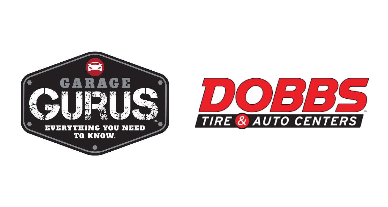 Garage Gurus Dobbs Tire Header