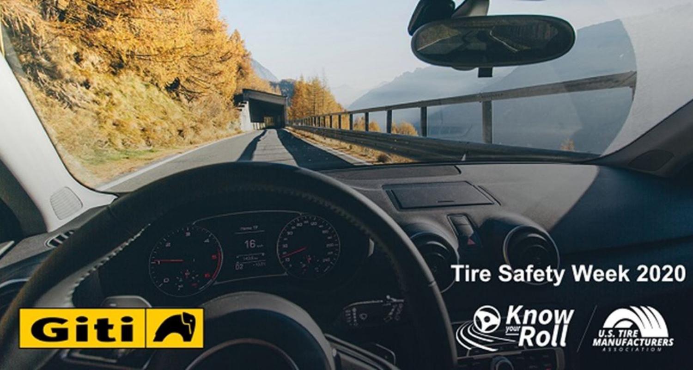 Giti Tire Safety Week Header