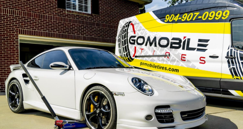GoMobile Tire Header