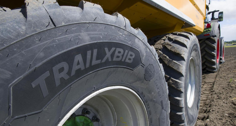 Michelin TRAILXBIB tire header