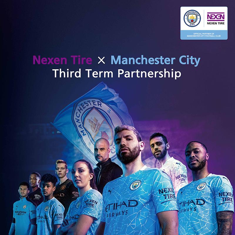 NEXEN TIRE and MCFC the third term partnership
