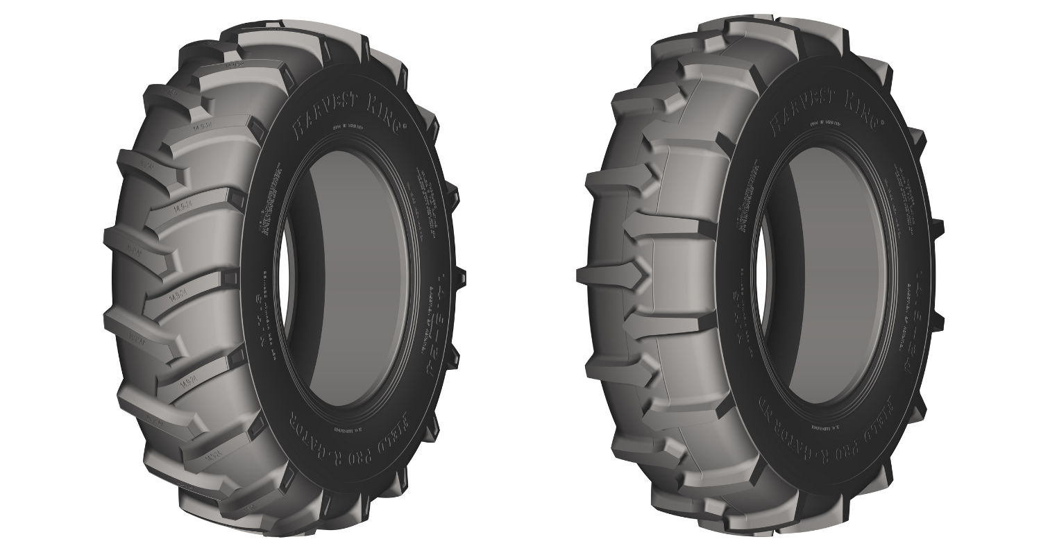 TBC Tubeless irrigation tire header