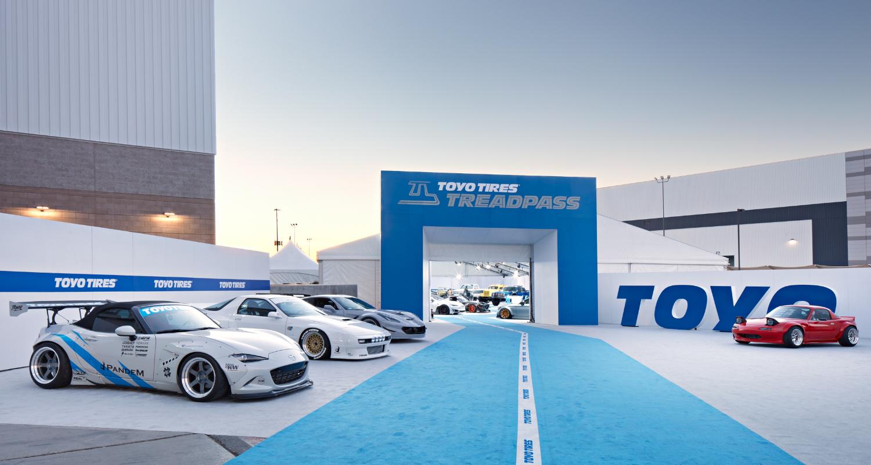 Toyo Tires Treadpass Header