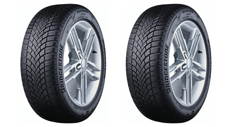 Bridgestone Blizzak LM005 Tire header