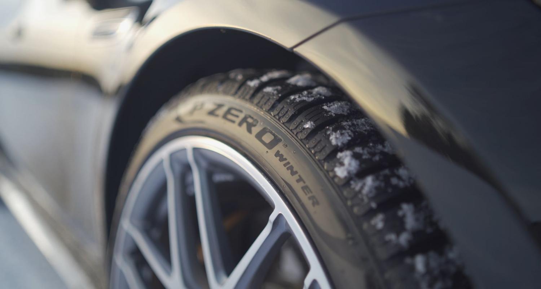 Pirelli Winter Tire header