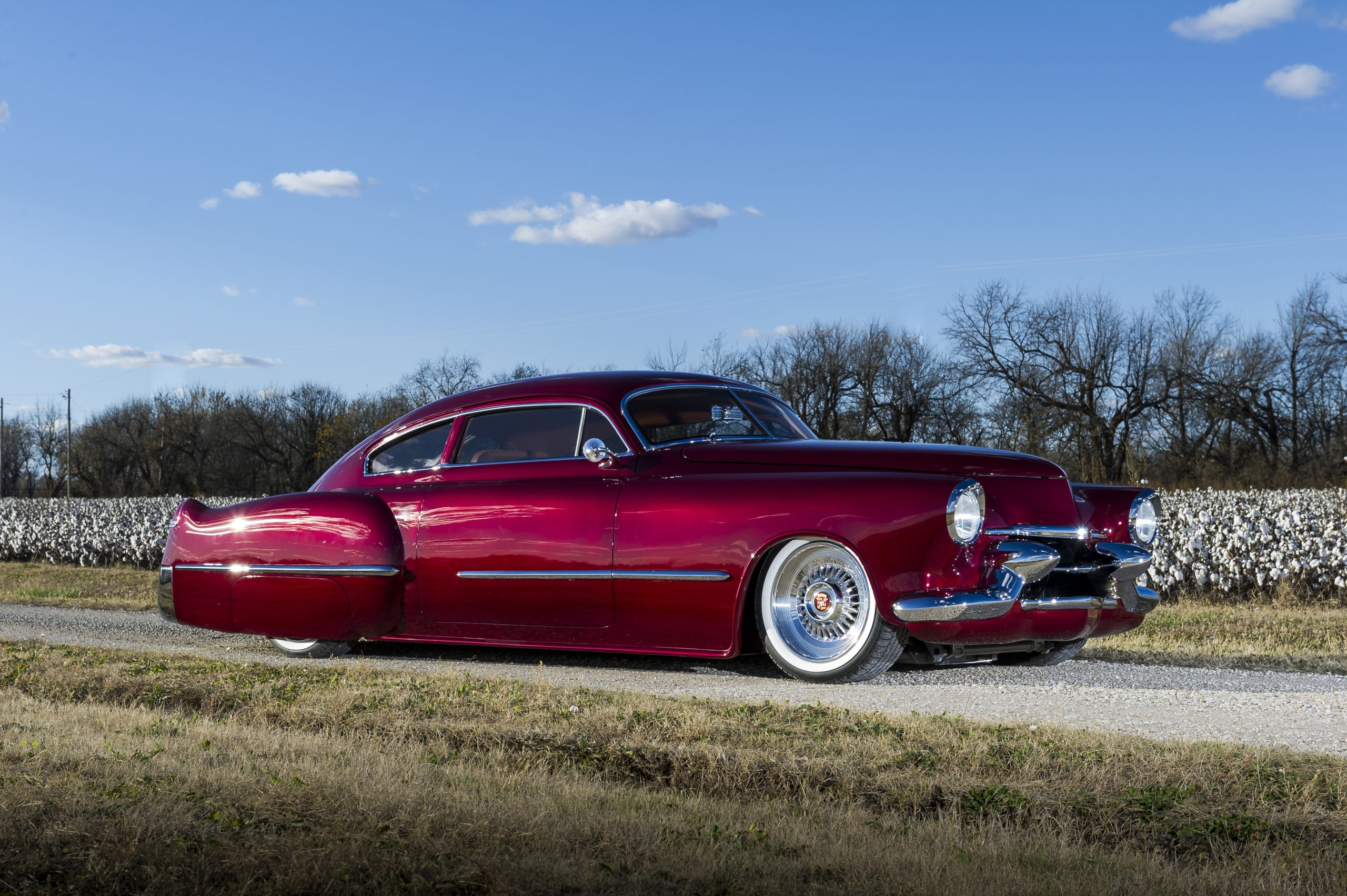Chris Carlson's 1949 Cadillac Sedanette