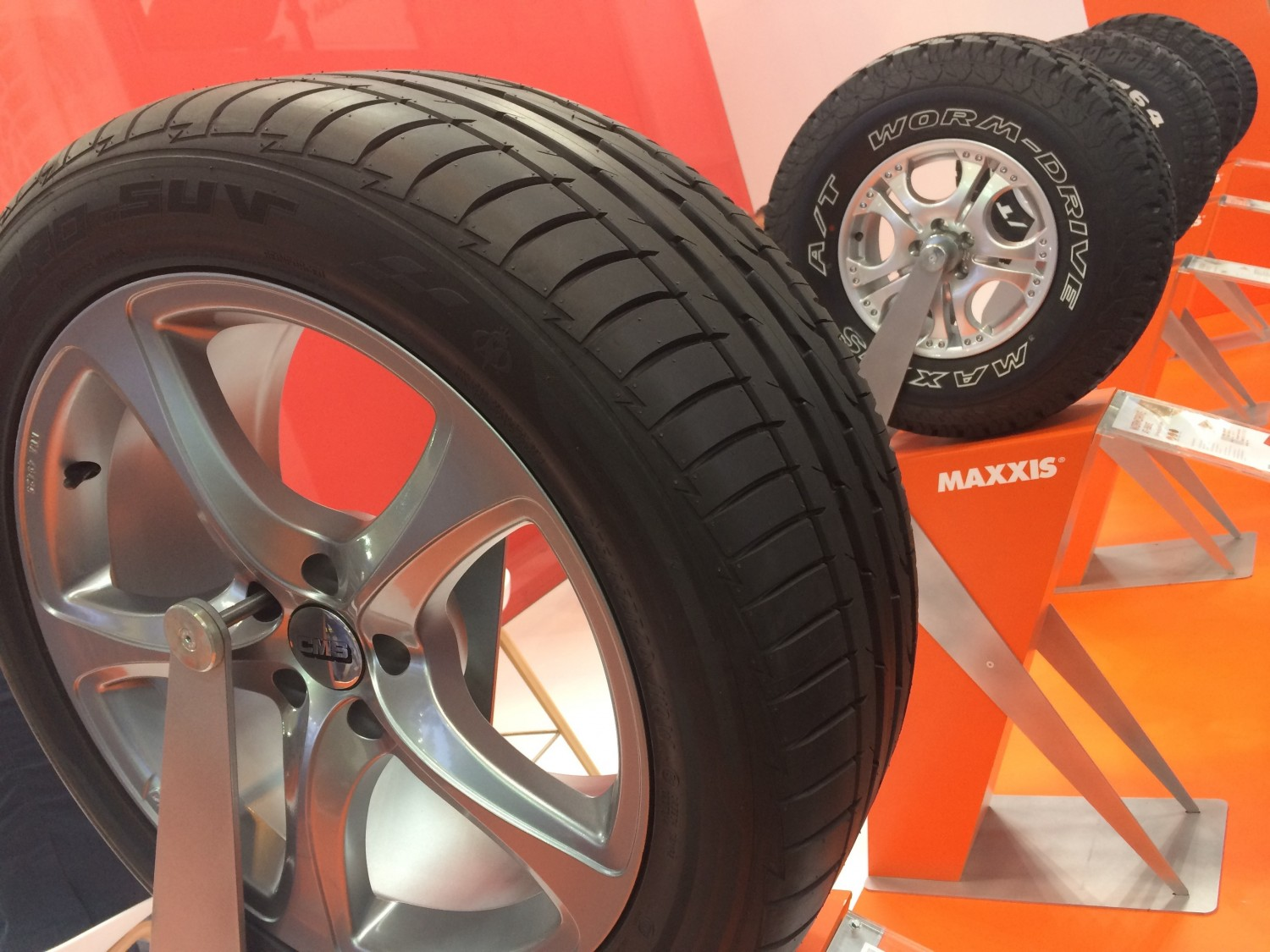 BMW Convertible continental run flat tires bmw price Maxxis unveils new HP and run flat tires at REIFEN - Traction News
