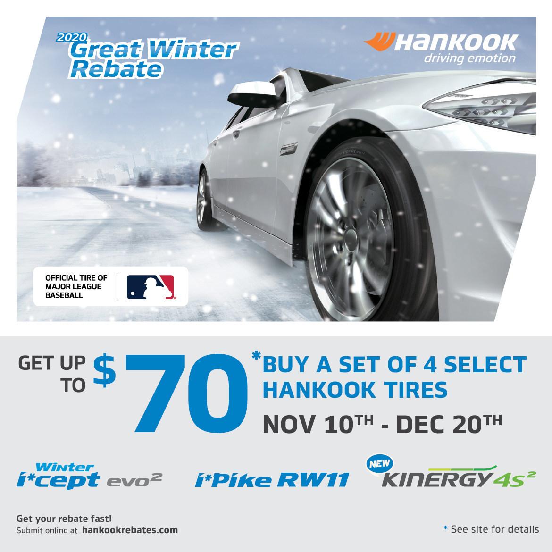 Great Winter Rebate